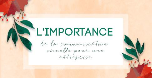 visuel importance communication visuelle pour une entreprise