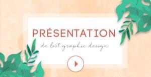 visuel vidéo présentation