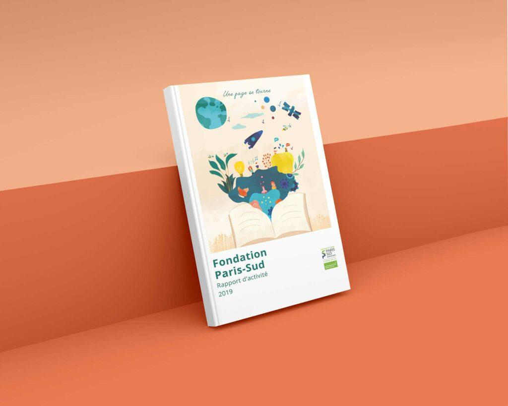 rapport d'activité fondation paris saclay