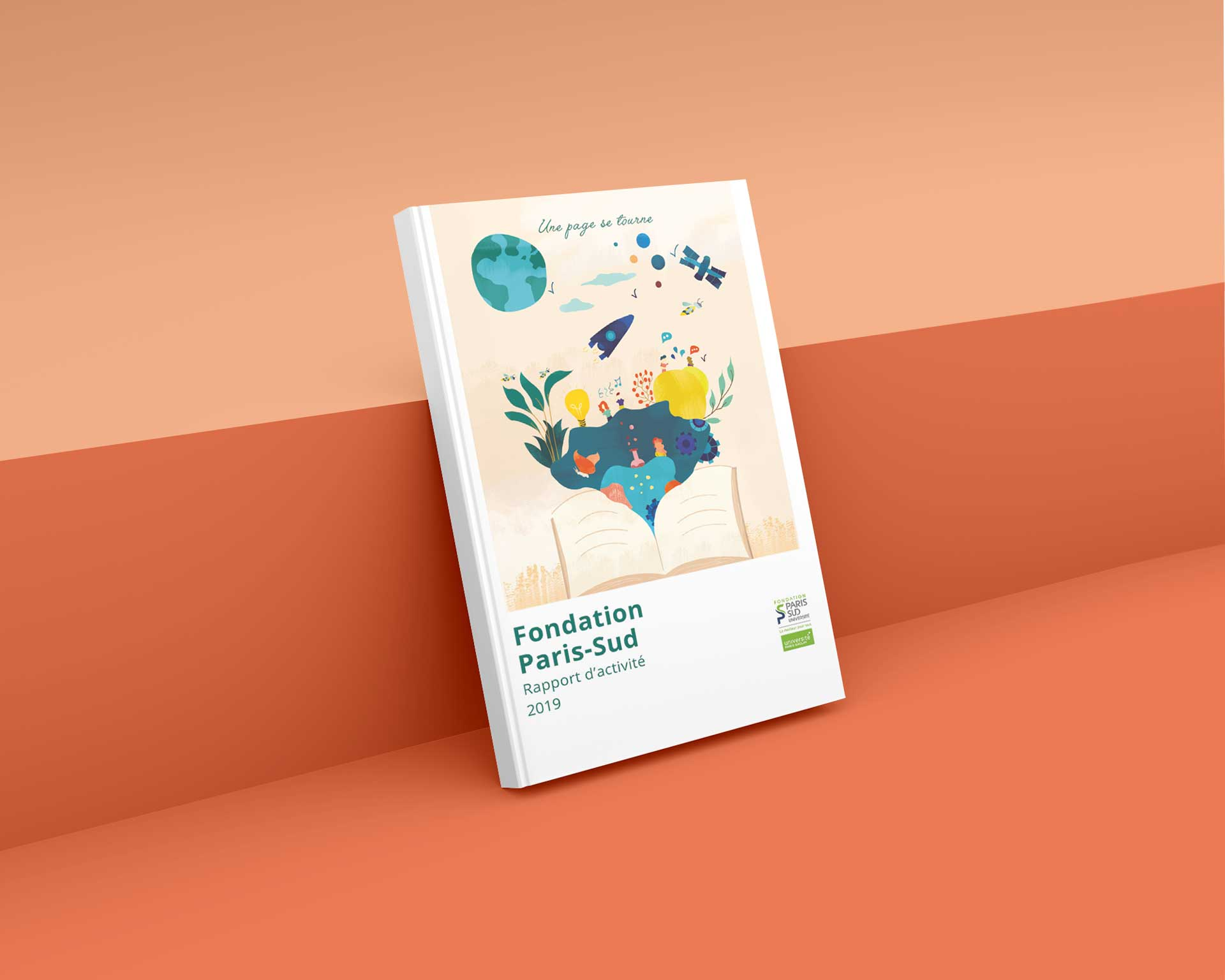 Rapport d'activité – Fondation Paris-Sud