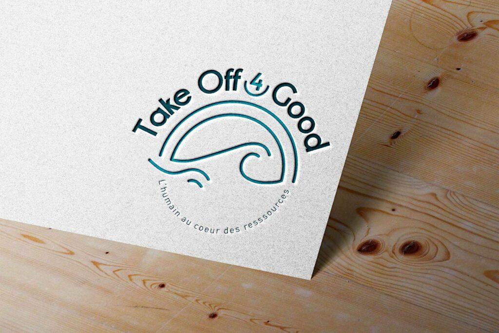logo take off for good