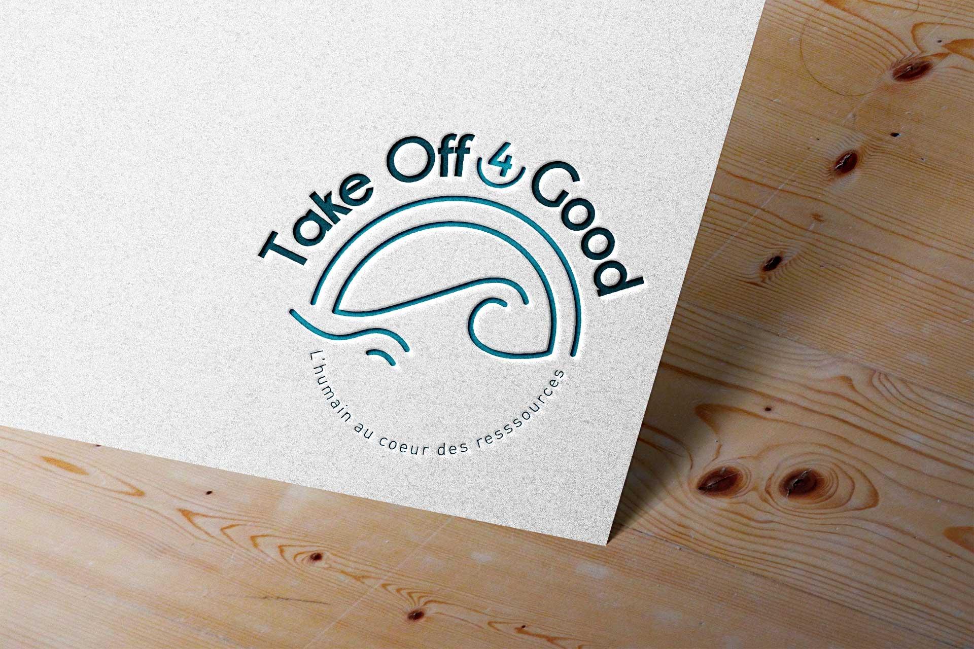 Take of for Good – Logotype