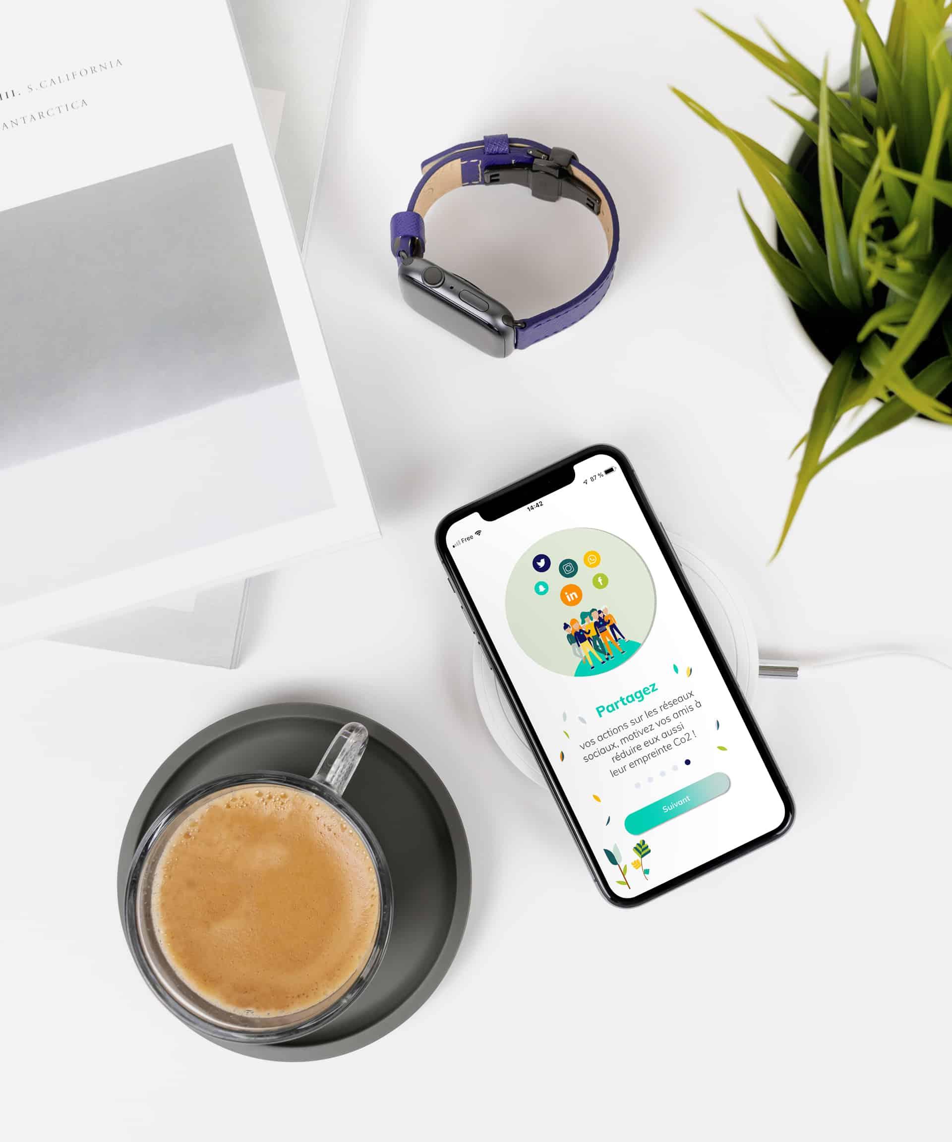 ZemPal – Application mobile