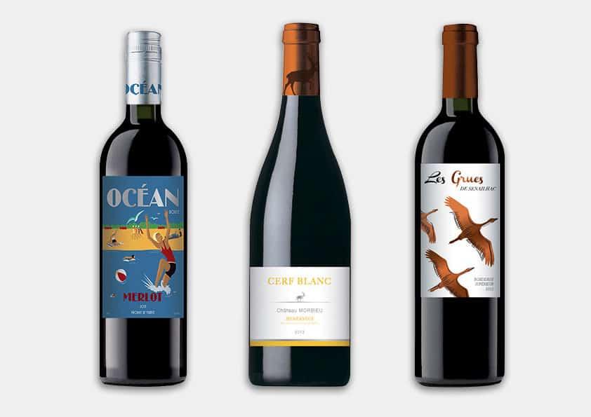 Yvon Mau – Etiquettes de vin